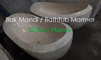 Produk Bak Mandi Bathtub Marmer Tulungagung