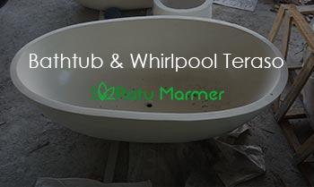 Bathtub dan Whirlpool Teraso
