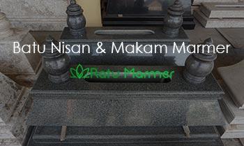 Batu Nisan dan Makam Marmer