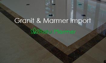 Lantai Granit dan Marmer Import