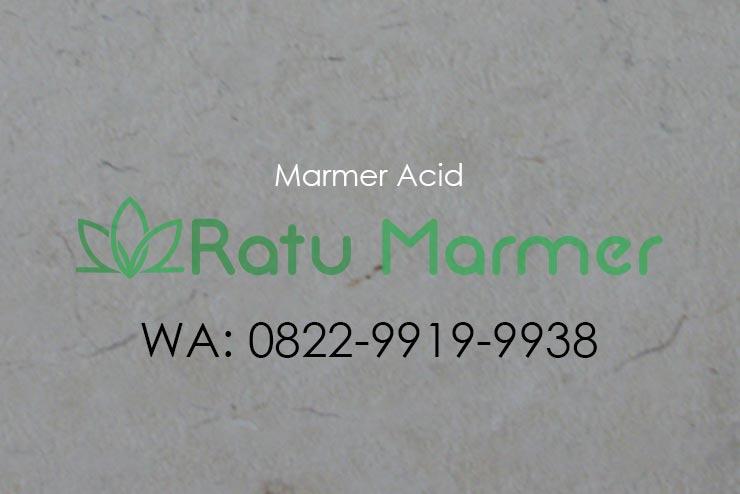 Marmer Acid