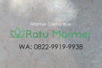 Marmer Crema Blue