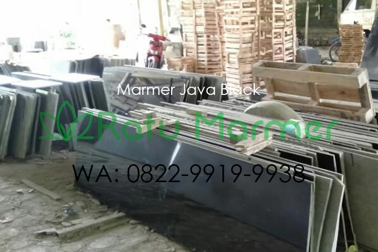 Marmer Java Black