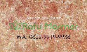Marmer Java Rosso