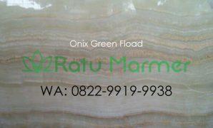 Marmer Onix Green Fload