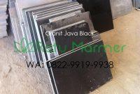 Lantai Granit Java Black