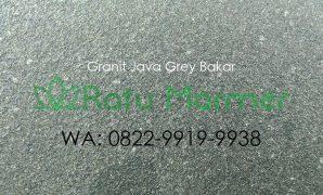 Lantai Granit Java Grey Bakar
