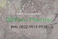 Lantai Granit Java Red Poles